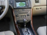 2001 Acura 3.2 CL Type-S Wallpaper - Navigation System