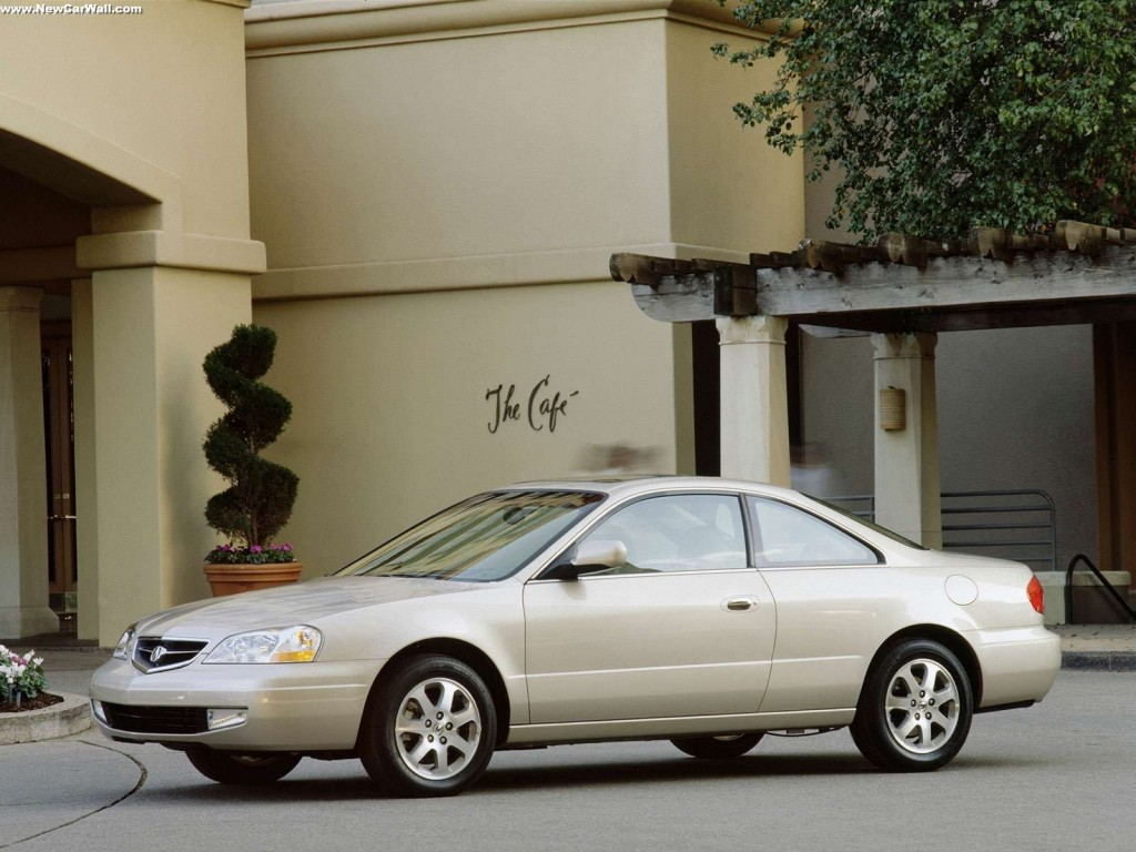 2001 Acura 3.2 CL Wallpaper