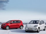 2013 Volkswagen Up Wallpaper-Front Angle