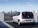 Car Volkswagen Up Wallpaper-Front Angle