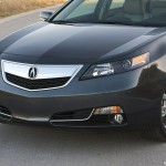 Partial Front - Acura TL 2012 Wallpaper
