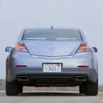 Rear - Acura TL 2012 Wallpaper