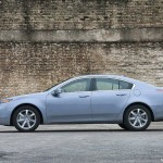 Side - Acura TL 2012 Wallpaper