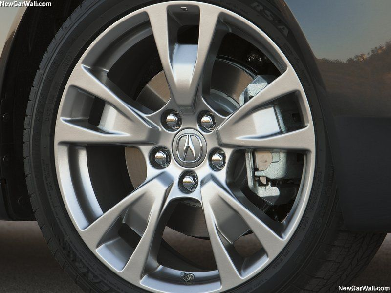 Wheels - Rims - Acura TL 2012 Wallpaper