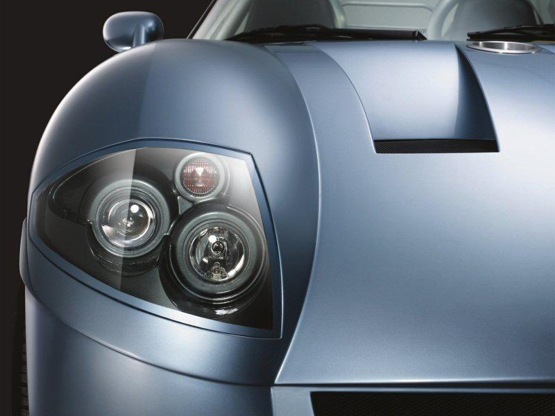 2003 YES Roadster-Head Lamp