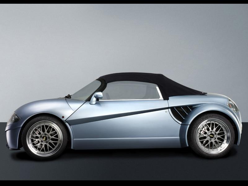 2003 YES Roadster-Left Side