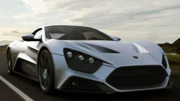 2010 Zenvo ST1-Front Side