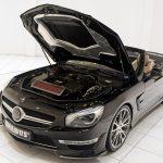 2013 Brabus 800 Roadster-Open Engine