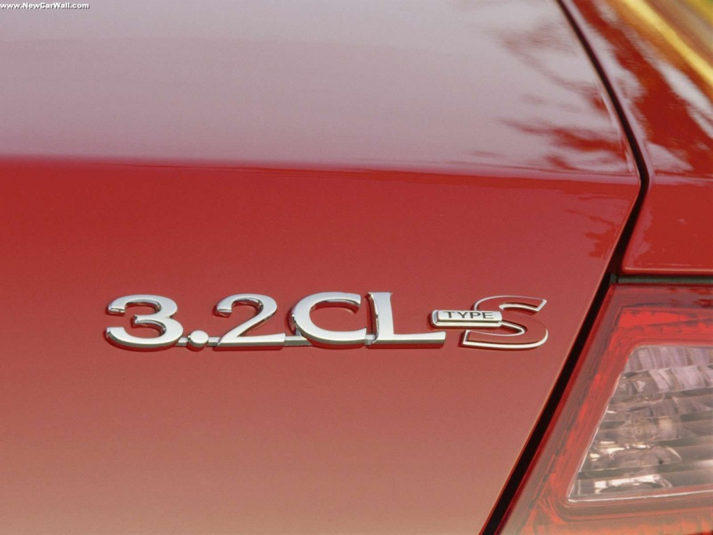 2001 Acura 3.2 CL Type-S Wallpaper - Exterior Detail