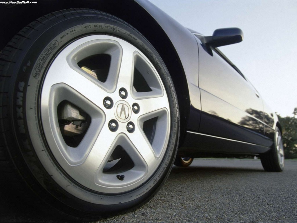 2001 Acura 3.2 CL Type-S Wallpaper - Wheels-Rims