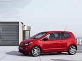 2013 VW Up Wallpaper-Front Angle