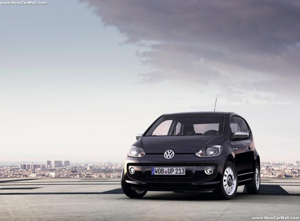 2013 Volkswagen Up Wallpaper