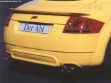 ABT Audi TT Wallpaper-Limited-Partial Rear