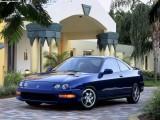 Acura Integra Wallpaper Blue