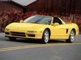 Acura NSX T Wallpaper-Front Angle