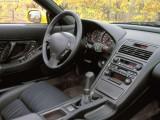 Acura NSX T Wallpaper-Interior
