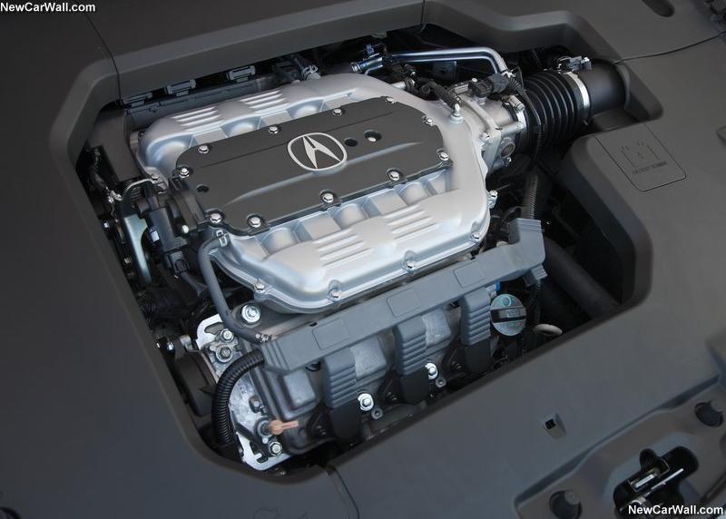 Engine - Acura TL 2012 Wallpaper