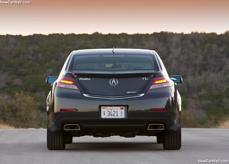 Rear - Acura TL 2012 Wallpaper