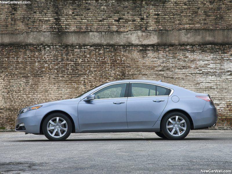 Side - Acura TL 2012 Wallpaper