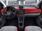 Volkswagen Up Wallpaper-Interior