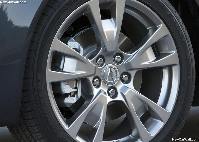 Wheels - Rims - Acura TL 2012 Wallpaper