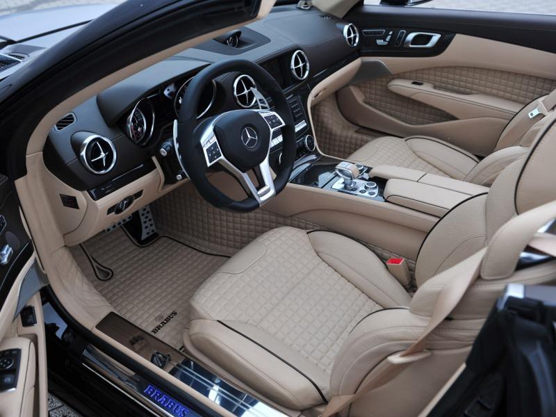 2013 Brabus 800 Roadster-Cockpit