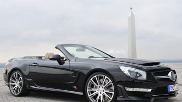 2013 Brabus 800 Roadster-Front Side
